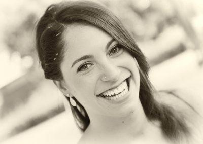 Novia después de la boda