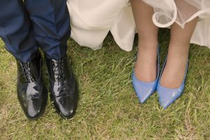 Zapatos novios