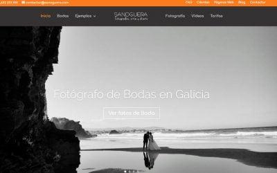 Nueva web de Sanoguera