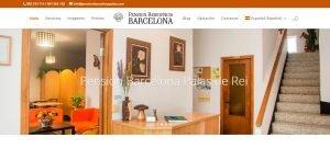 Habitación Pensión Barcelona Palas de Rei