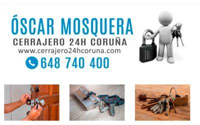 Cerrajero 24h Coruña