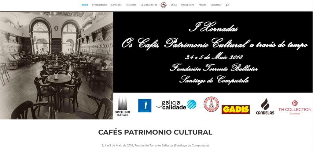 Cafés Patrimonio Cultural