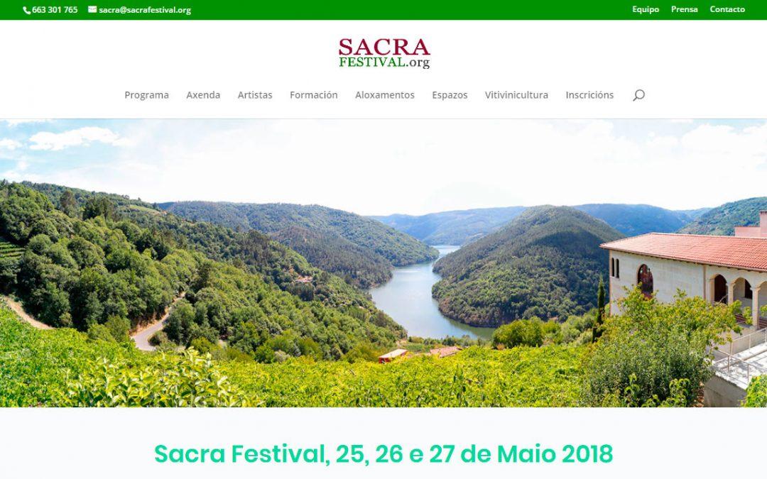 Web Sacra Festival