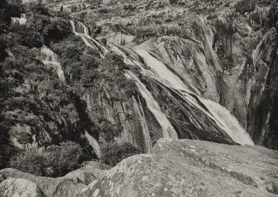 Cascada de Ézaro, postboda