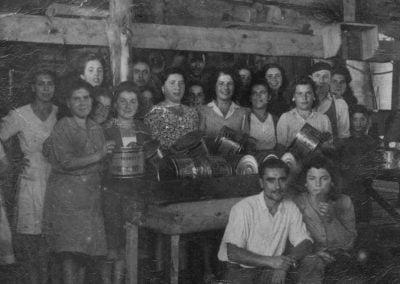 Trabajadores de la Grela