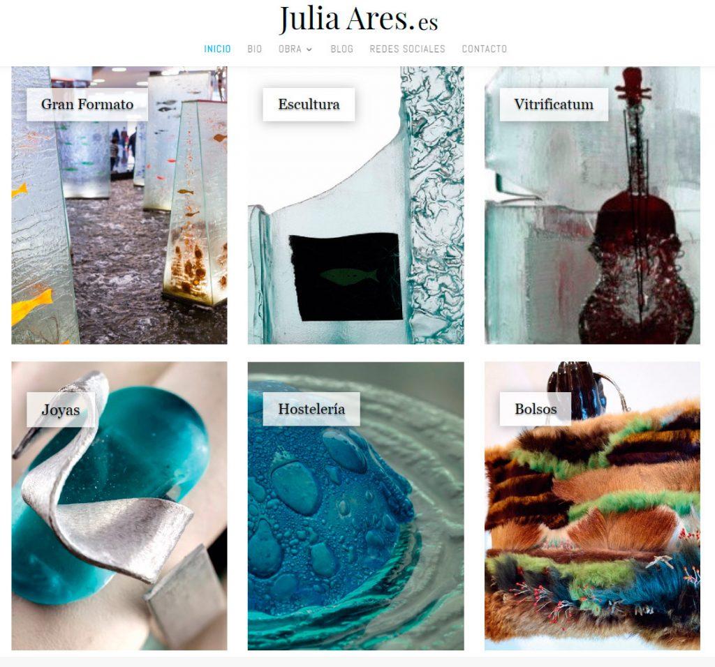 Galería Julia Ares