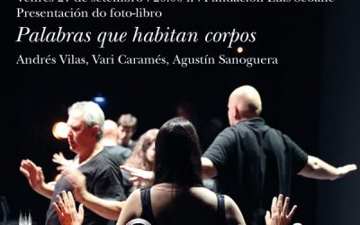 Fotolibro «Palabras que habitan Corpos»