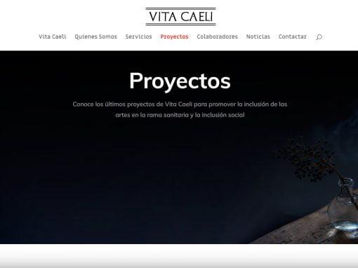 Vita Caeli web de la Asociación