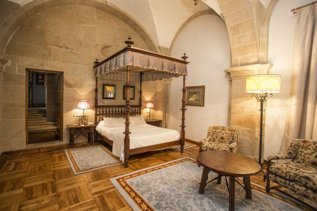 Habitación Doble en Hostal de los Reyes Católicos