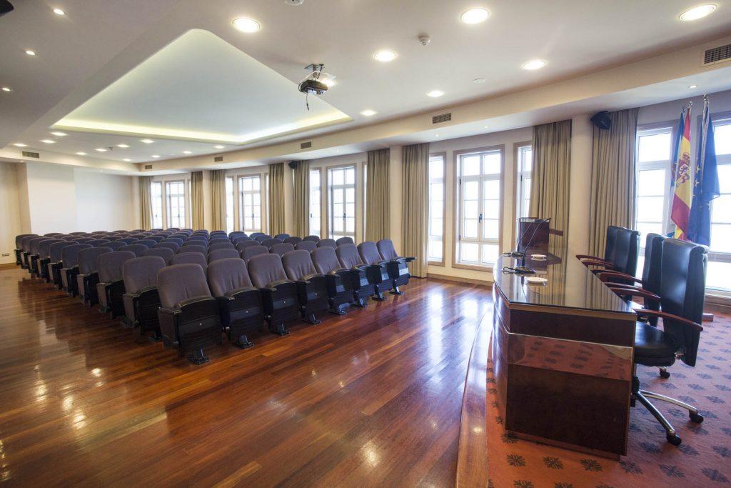 Salón Conferencias Gran Hotel los Abetos