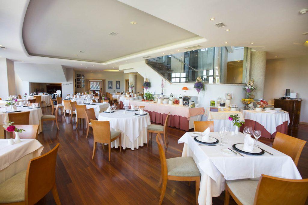 Restaurante Gran Hotel Los Abetos