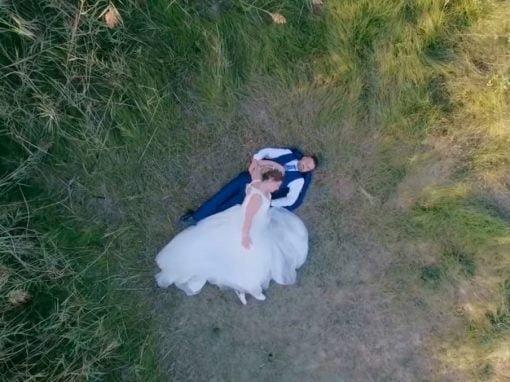Fotógrafos de Bodas en Lugo con Dron