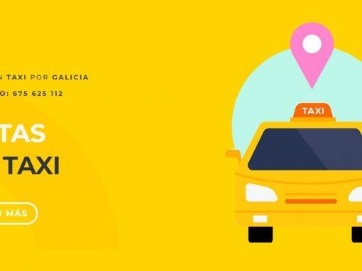 Web Rutas en Taxi