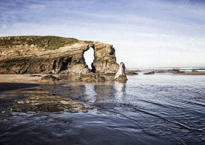 Foto Arcos en Playa de las Catedrales