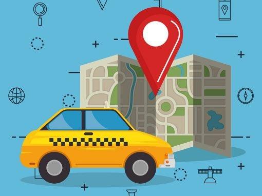 Web Taxi Mónica (Taxista Portomarín)