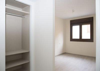 Habitación en obra nueva
