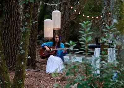 Cata musicalizada en el Bosque