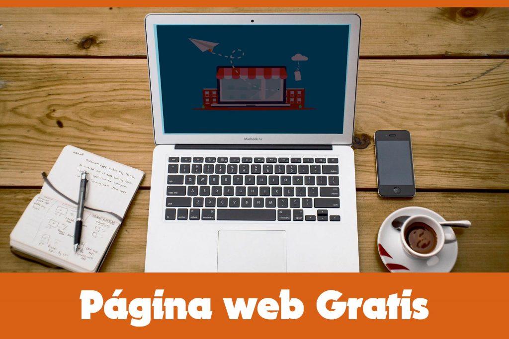 tu página web gratis aquí
